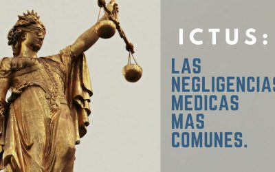 Otra negligencia médica por un Ictus, en Miranda de Ebro.